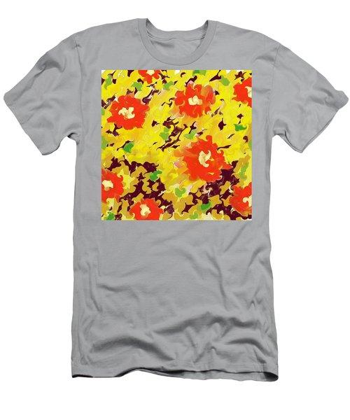 In Full Bloom Men's T-Shirt (Athletic Fit)