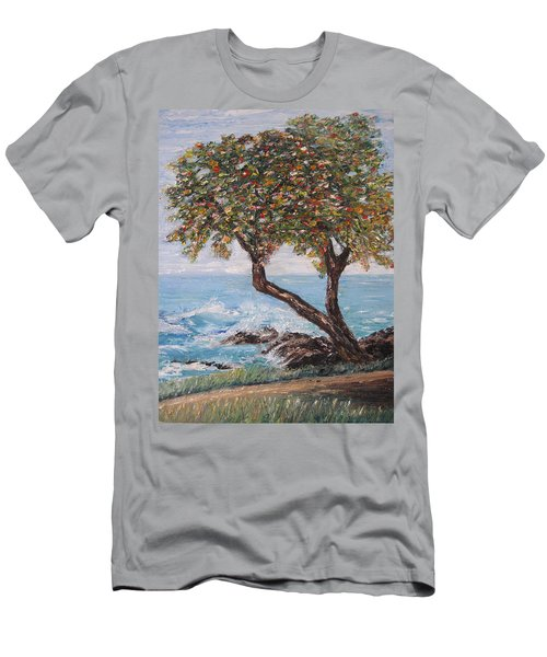 In Hawaii Men's T-Shirt (Athletic Fit)