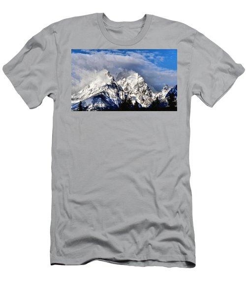 The Teton Range Men's T-Shirt (Athletic Fit)