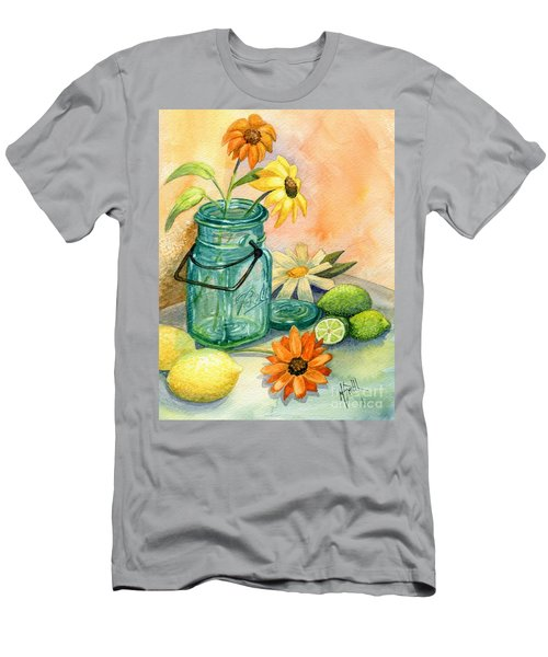 In The Lime Light Men's T-Shirt (Athletic Fit)