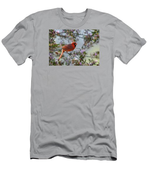 In The Spring Men's T-Shirt (Slim Fit) by Nava Thompson