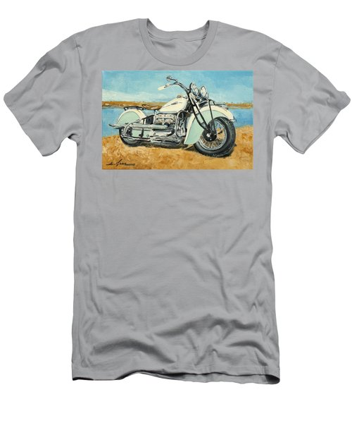 Indian Four 1941 Men's T-Shirt (Athletic Fit)