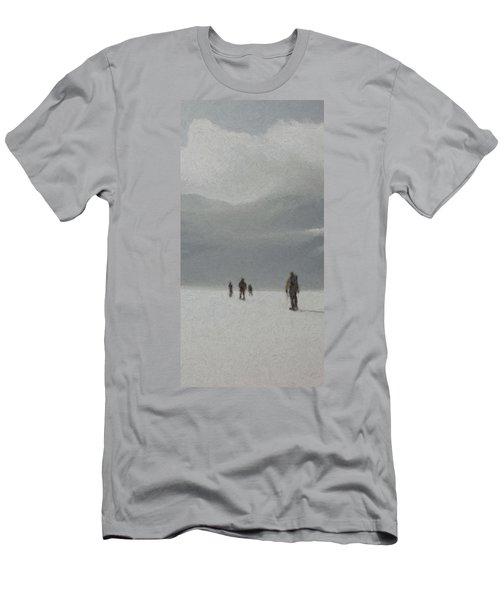 Insurmountable Men's T-Shirt (Athletic Fit)