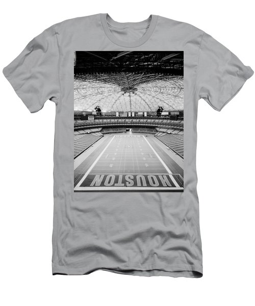 Interior Of The Old Astrodome Men's T-Shirt (Athletic Fit)