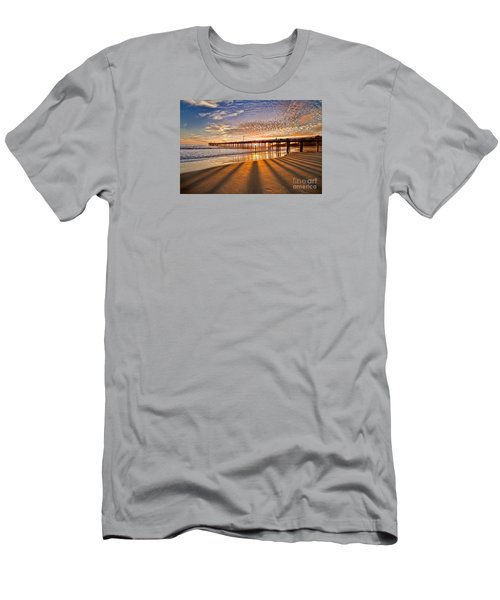 Into The Light Men's T-Shirt (Slim Fit) by Alice Cahill