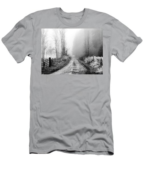 Into The Unknown Men's T-Shirt (Athletic Fit)