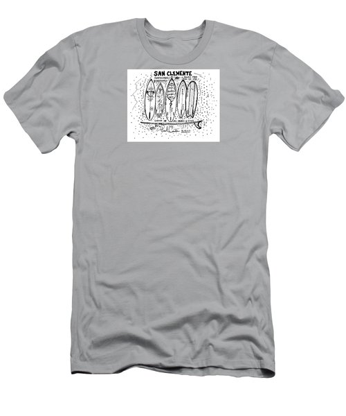 Is My Board Done Yet Men's T-Shirt (Athletic Fit)