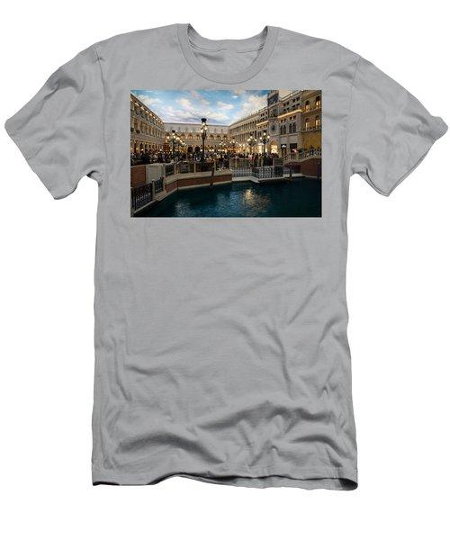 It's Not Venice Men's T-Shirt (Athletic Fit)