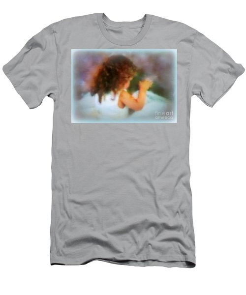 Ivy Rose  Spring's Child Men's T-Shirt (Athletic Fit)