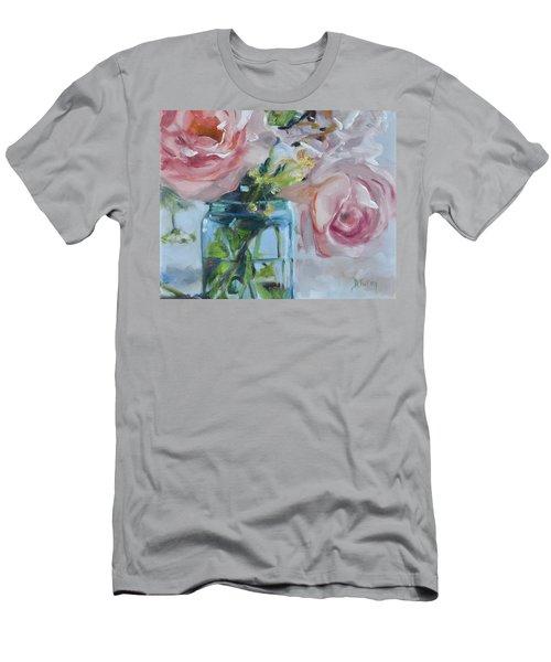 Jar Of Pink Men's T-Shirt (Athletic Fit)
