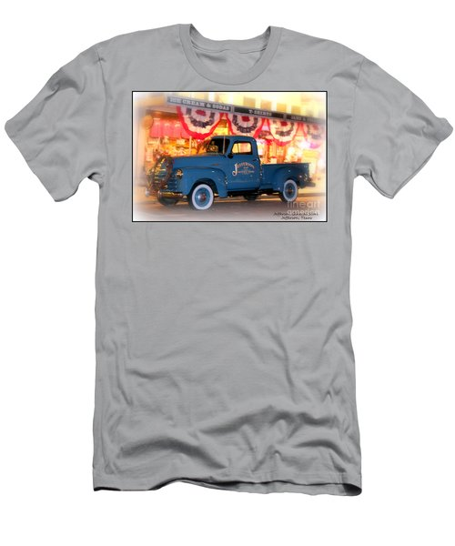 Jefferson General Store 51 Chevy Pickup Men's T-Shirt (Slim Fit)