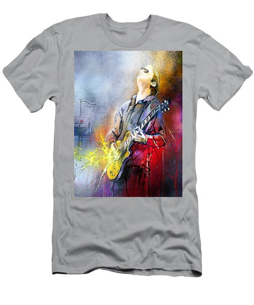 Joe Bonamassa 02 Men's T-Shirt (Athletic Fit)