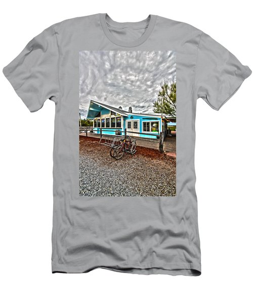 John Scott's Surf Shack II Men's T-Shirt (Athletic Fit)