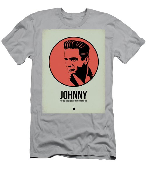 Johnny Poster 2 Men's T-Shirt (Athletic Fit)