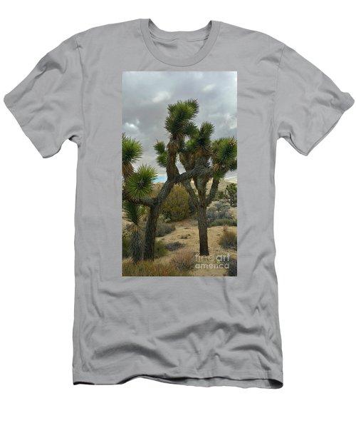 Joshua Cloudz Men's T-Shirt (Slim Fit) by Angela J Wright