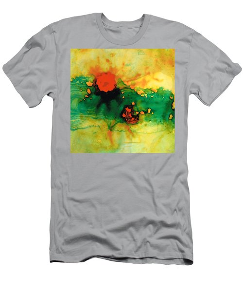 Jubilee - Abstract Art By Sharon Cummings Men's T-Shirt (Athletic Fit)