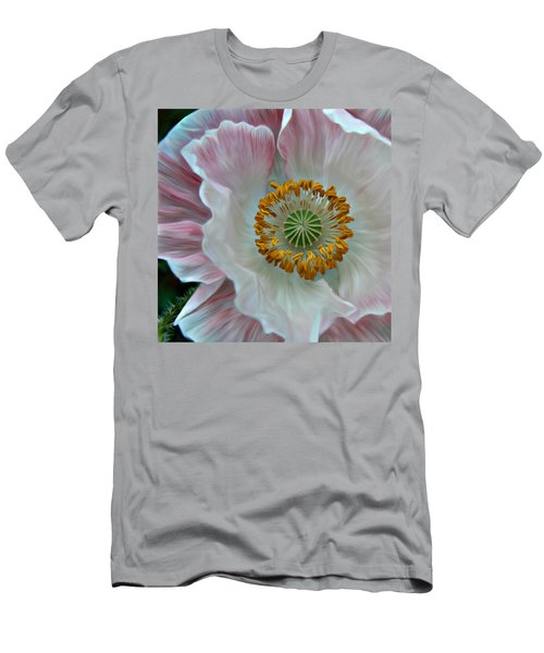 Just Opened Men's T-Shirt (Slim Fit) by Barbara St Jean