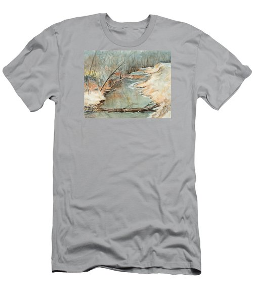 Just Resting Men's T-Shirt (Slim Fit) by Lee Beuther