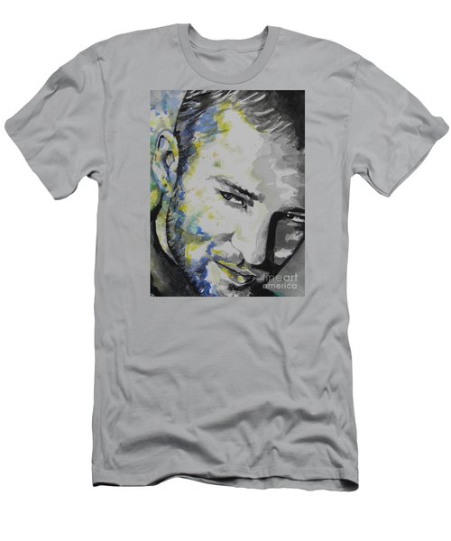 Justin Timberlake...02 Men's T-Shirt (Athletic Fit)
