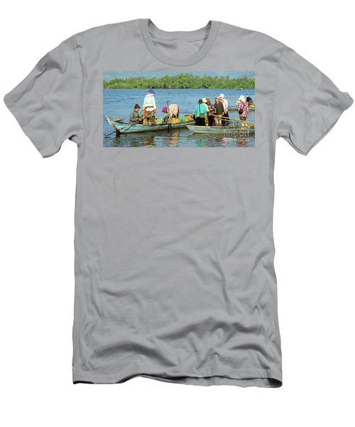 Kampot River Men's T-Shirt (Athletic Fit)