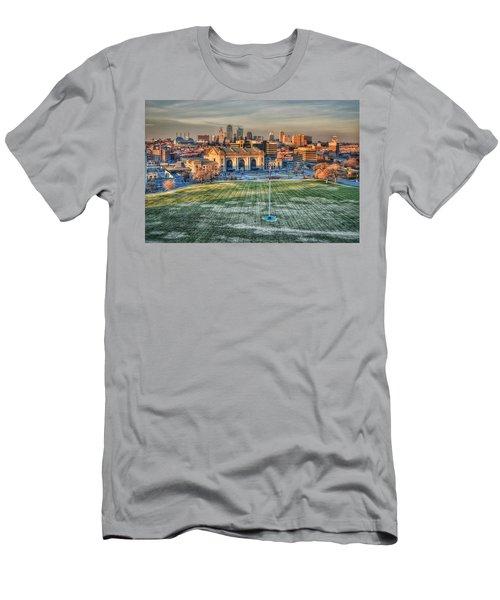 Kansas City  Men's T-Shirt (Athletic Fit)