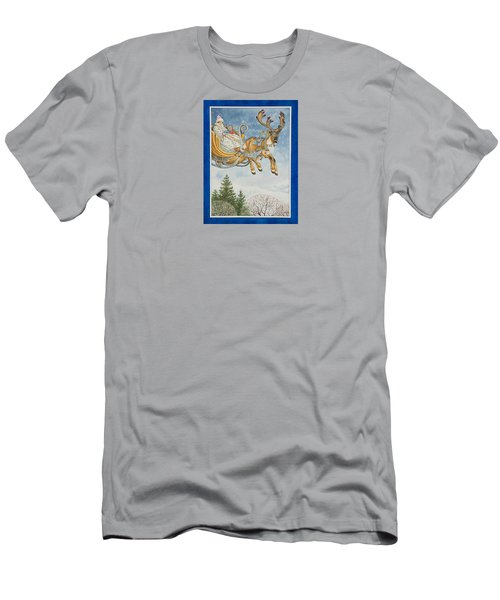 Kay And The Snow Queen Men's T-Shirt (Athletic Fit)