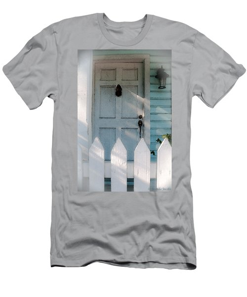 Key West Welcome To My Home Men's T-Shirt (Athletic Fit)