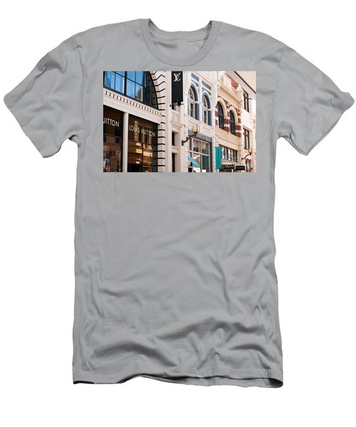 King Street 01 Men's T-Shirt (Athletic Fit)