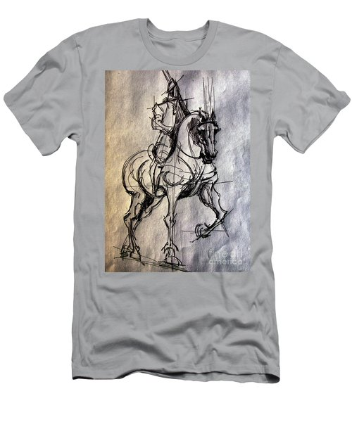 Knight Men's T-Shirt (Athletic Fit)