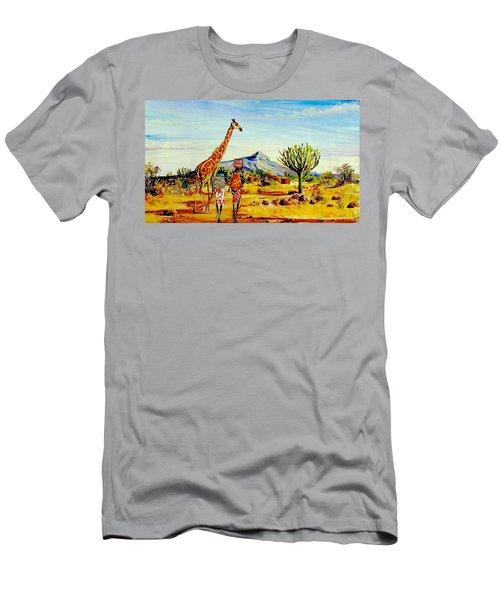 L 78 Men's T-Shirt (Athletic Fit)