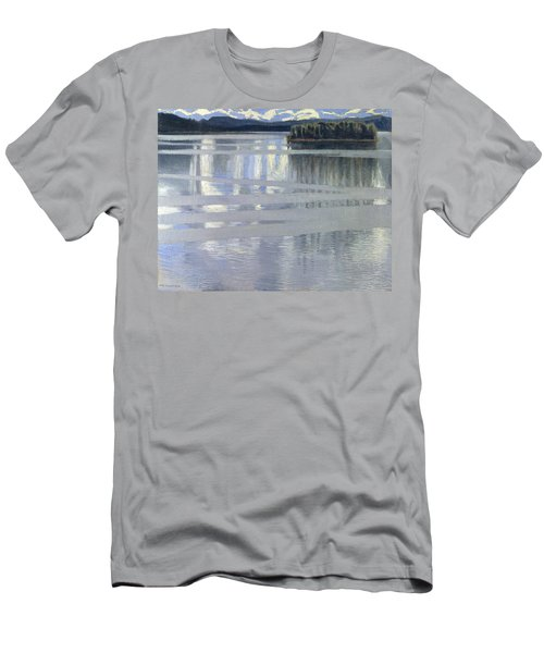 Lake Keitele Men's T-Shirt (Athletic Fit)