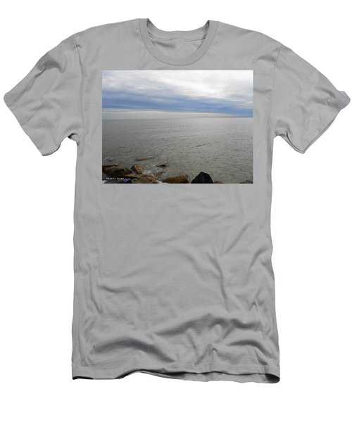 Lake Michigan 3 Men's T-Shirt (Athletic Fit)