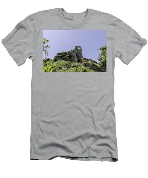 Italian Landscapes - Land Of Immortal Men's T-Shirt (Athletic Fit)
