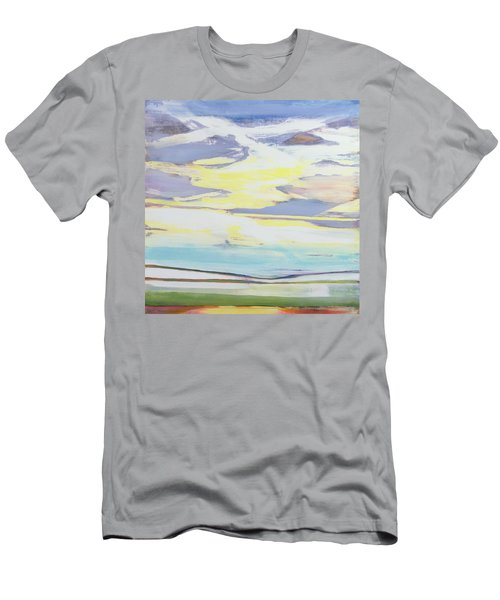 Landscape Men's T-Shirt (Athletic Fit)