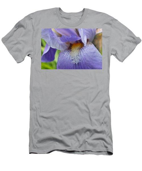Lavish Iris Men's T-Shirt (Athletic Fit)