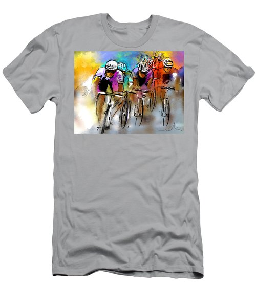 Le Tour De France 03 Men's T-Shirt (Athletic Fit)