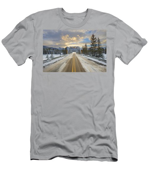 Lead Me To The Light Men's T-Shirt (Athletic Fit)