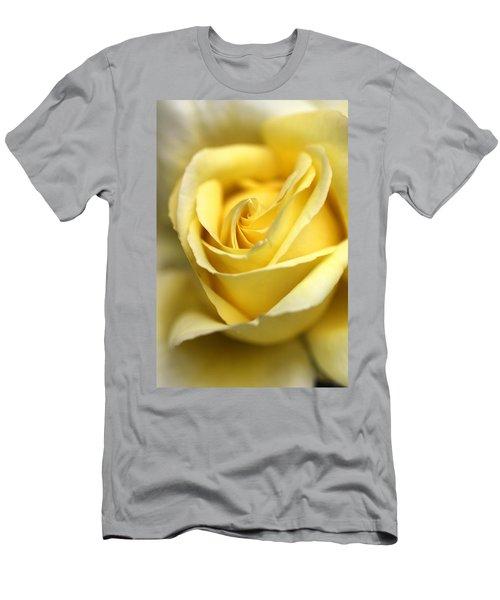 Men's T-Shirt (Slim Fit) featuring the photograph Lemon Lush by Joy Watson