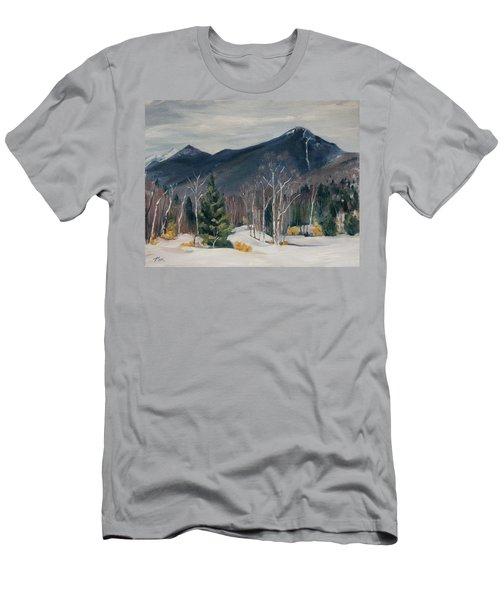 Liberty In Franconia Range Men's T-Shirt (Athletic Fit)