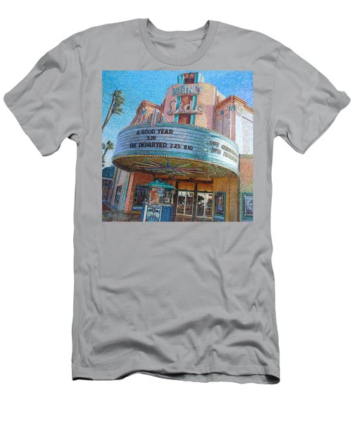 Lido Theater Men's T-Shirt (Athletic Fit)