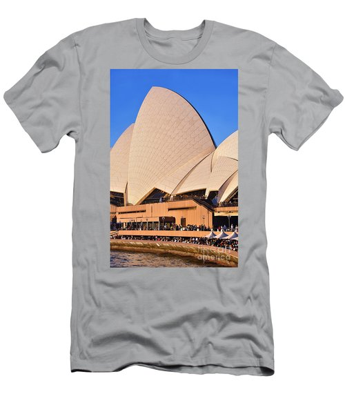 Life Around The Opera House Men's T-Shirt (Athletic Fit)