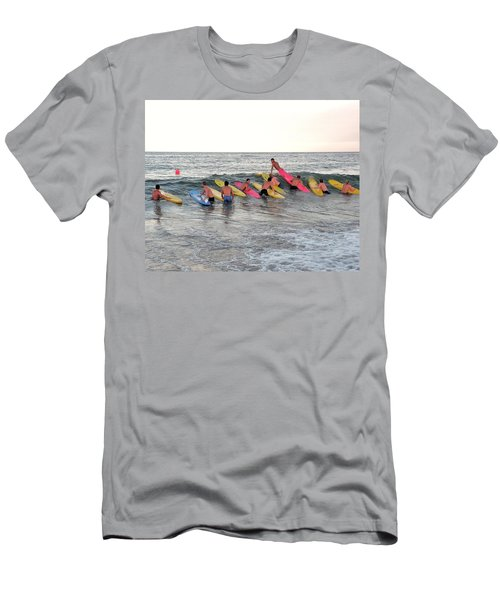 Lifeguard Competition Men's T-Shirt (Athletic Fit)