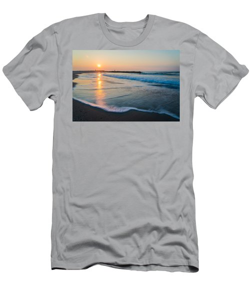 Liquid Sun Men's T-Shirt (Athletic Fit)