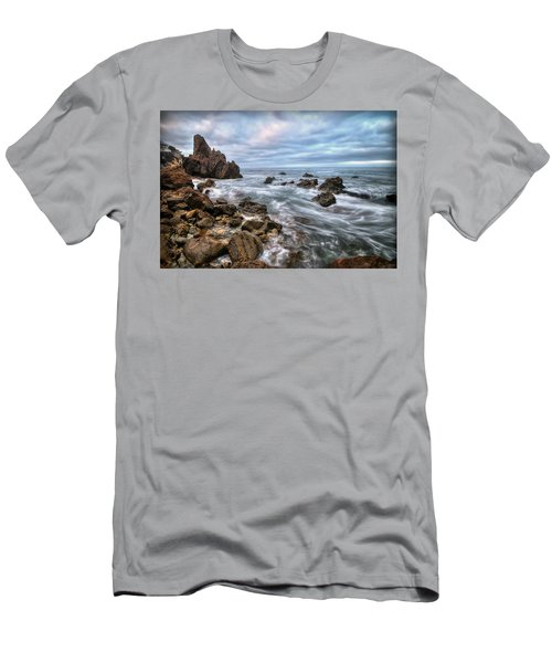 Little Corona Del Mar Men's T-Shirt (Athletic Fit)