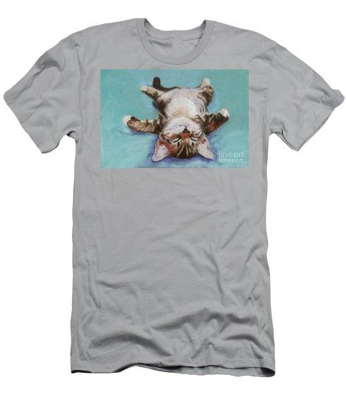 Little Napper  Men's T-Shirt (Athletic Fit)