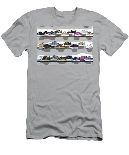 Little Sneakers Men's T-Shirt (Athletic Fit)