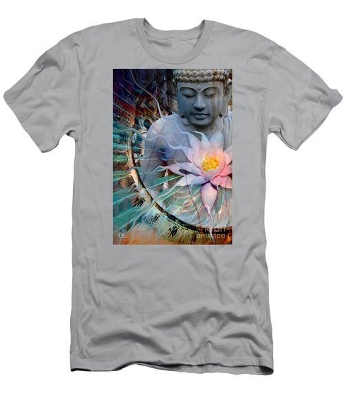 Living Radiance Men's T-Shirt (Slim Fit) by Christopher Beikmann