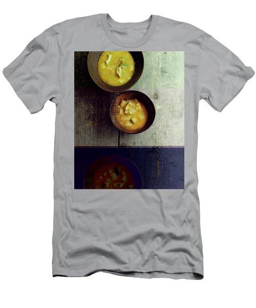Locro De Papas Men's T-Shirt (Athletic Fit)