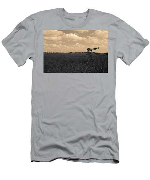 Lone Cypress II Men's T-Shirt (Athletic Fit)