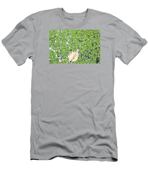 Lone Leaf Men's T-Shirt (Athletic Fit)
